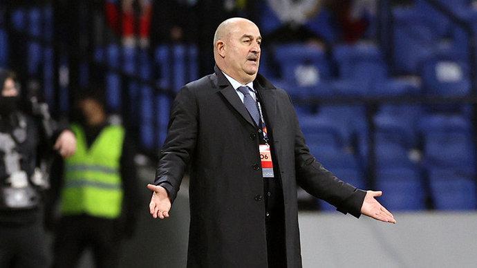 Черчесов ответил на вопрос о новом капитане сборной России