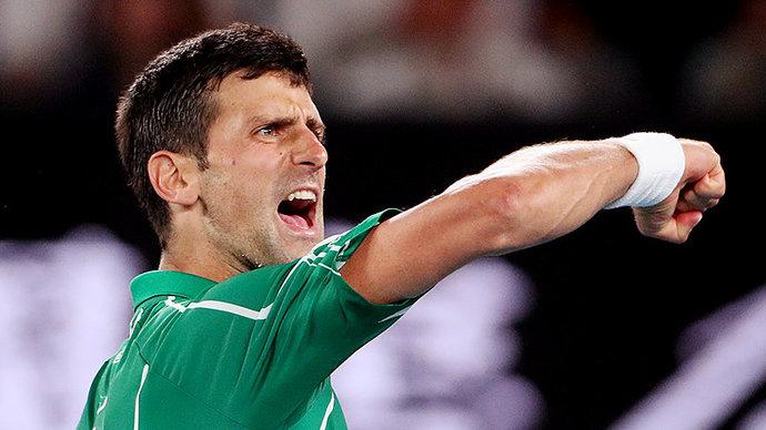 Джокович и Надаль сыграют в финале «Мастерса» в Риме