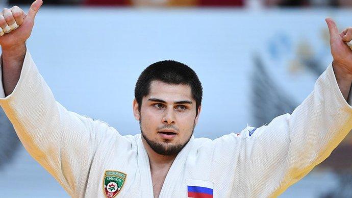 Башаев завоевал серебро ЧМ в категории свыше 100 кг