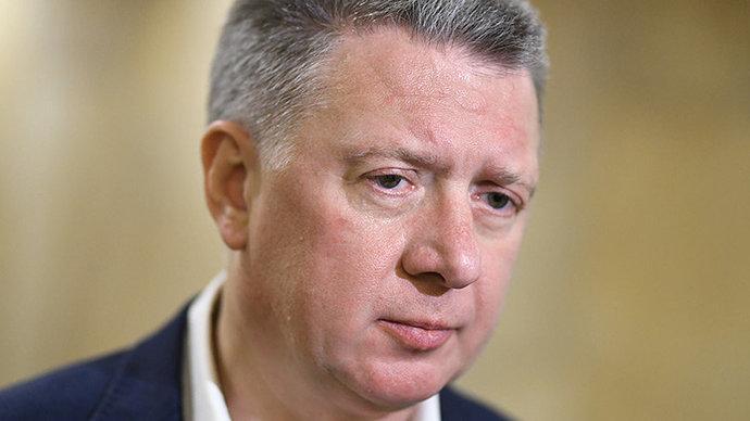 Бывший глава ВФЛА Шляхтин дисквалифицирован на четыре года