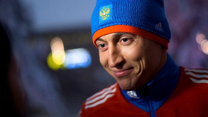 Александр Легков — «Матч ТВ»: «Продолжайте в том же духе, мы вас любим»