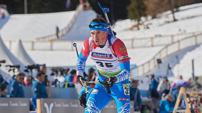 Четыре российских биатлониста выступят в масс-старте в Поклюке