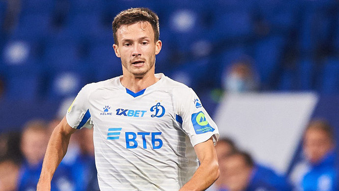 Фомин, Лесовой и Захарян выйдут в стартовом составе «Динамо» на матч с «Краснодаром»