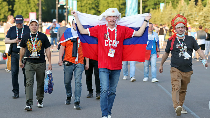 Фан-зона Евро-2020 в Москве отменена из-за коронавируса