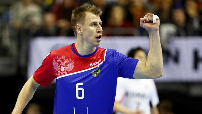 Российские гандболисты попробуют не материться во время тайм-аутов на чемпионате мира