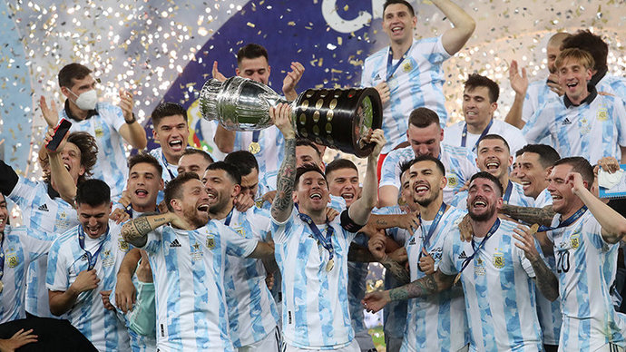 КОНМЕБОЛ предложила УЕФА провести матч между Аргентиной и Италией