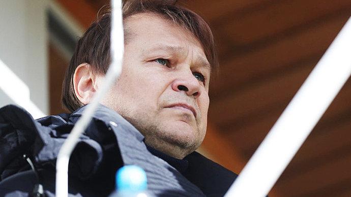 Спортивный директор «Спартака» Попов написал заявление об уходе