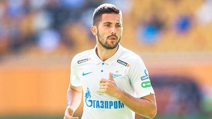 Сутормин заменит Петрова в составе сборной России