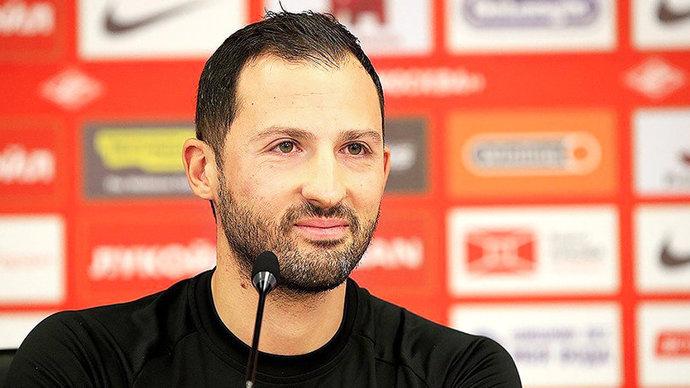 Доменико Тедеско: «Матч с «Зенитом» — один из таких, когда мы играли плохо»