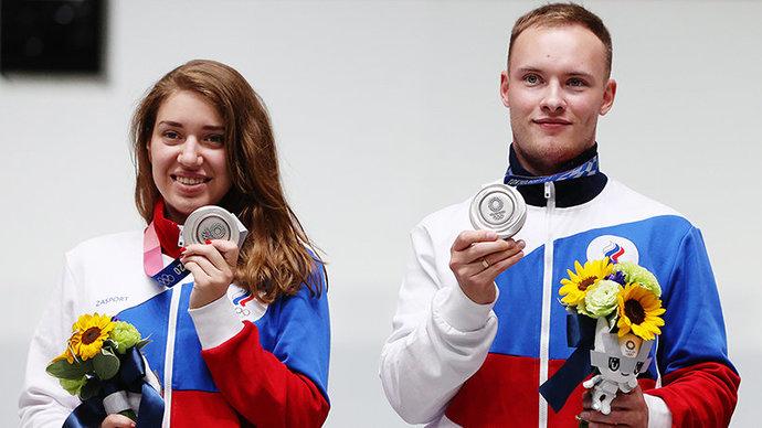 Бацарашкина вышла в финал олимпийского турнира по стрельбе из пистолета с 25 метров