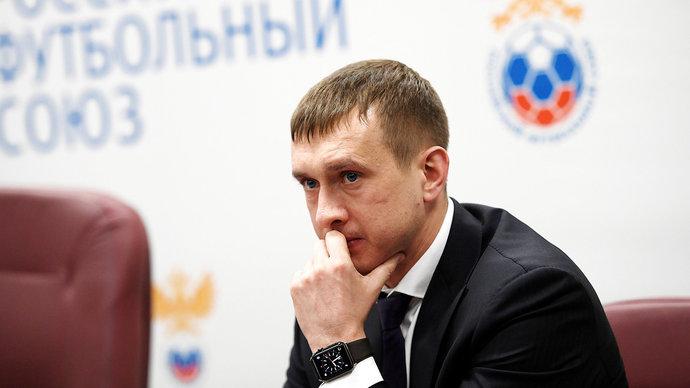 В РФС разочарованы результатом молодежной сборной на чемпионате Европы