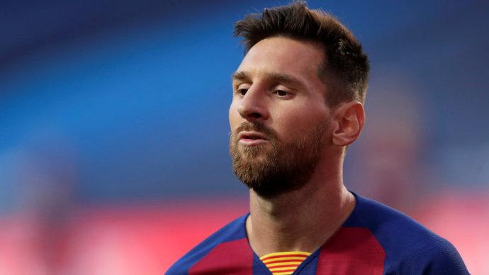 Marca: «Барселона» провалила переговоры с Месси о продлении контракта