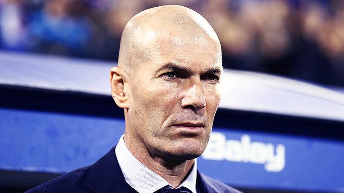 СМИ: Зидан сообщил игрокам «Реала» о своем уходе перед матчем с «Севильей»