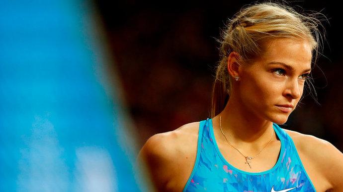 Клишина не прошла в финал олимпийских соревнований. Россиянка покинула арену в инвалидной коляске