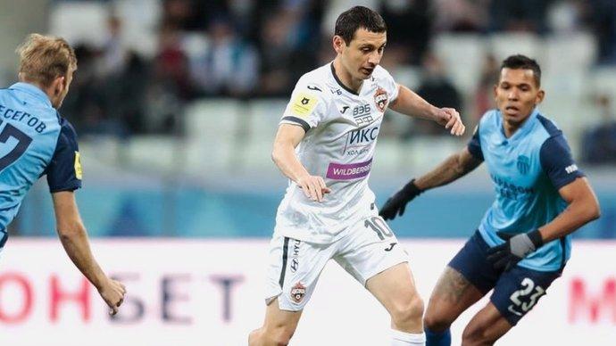 Алан Дзагоев: «Могли забить «Ротору» еще 1-2 гола и заканчивать матч легче»