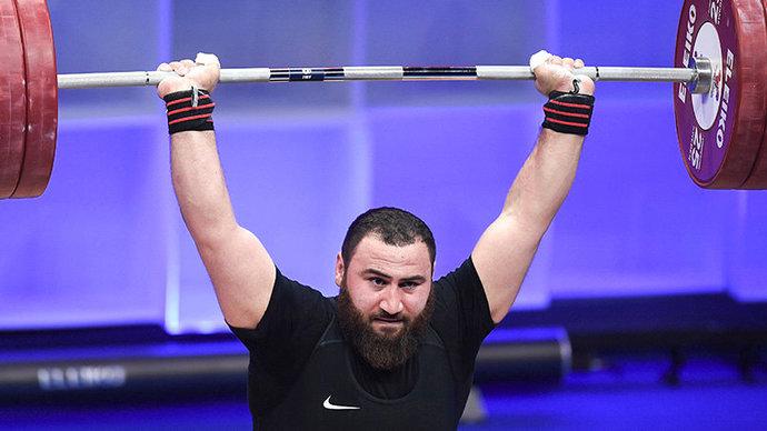 Рекордсмен мира и вице-чемпион ОИ по тяжелой атлетике Мартиросян стал участником ДТП со смертельным исходом