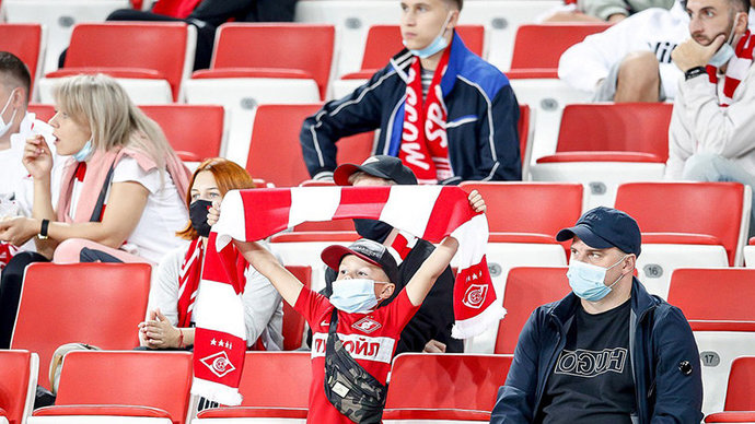 Дерби «Спартак» — «Динамо» посетят около 7 тысяч болельщиков