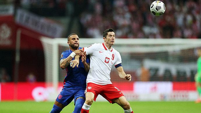 Шиманьский спас Польшу от поражения в матче с Англией