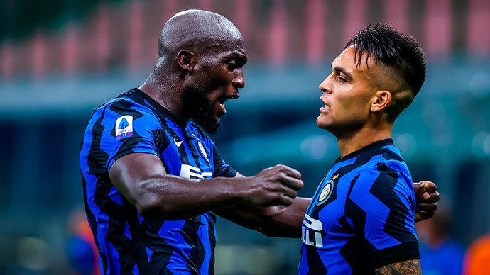 «Интер» разгромил «Милан» и укрепил лидерство в Серии А