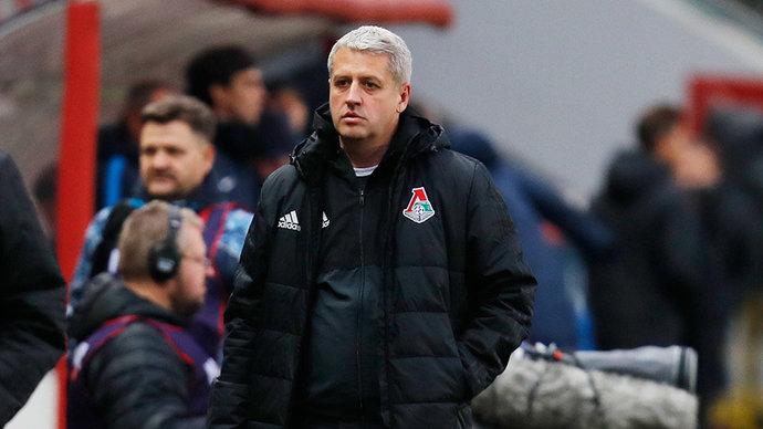 Источник: Сухина покинет «Локомотив», его заменит переводчик клуба