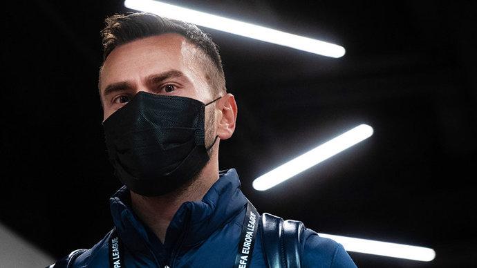 ЦСКА выступил с заявлением относительно самочувствия Акинфеева