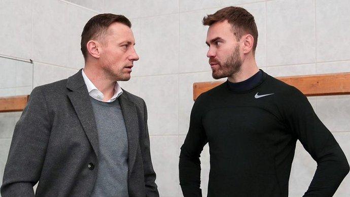 ЦСКА показал первое обращение Олича к игрокам