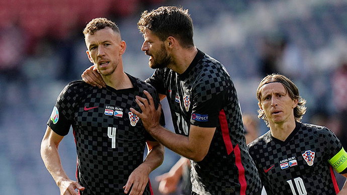 Перишич сдал положительный тест на коронавирус за сутки до игры с Испанией в 1/8 финала Евро-2020