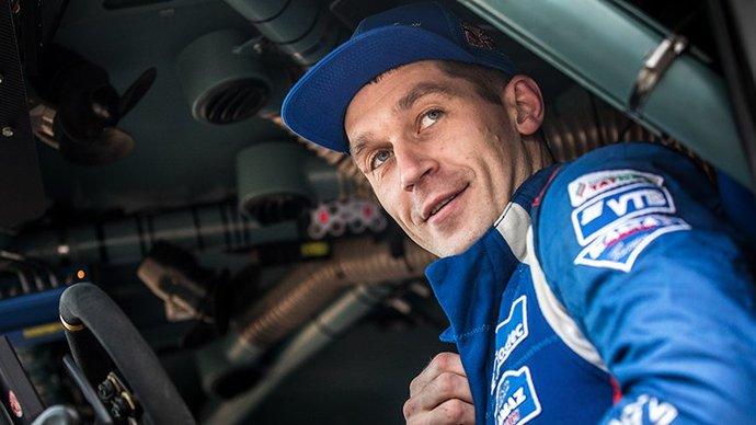 Экипаж Сотникова стал победителем ралли-марафона «Шелковый путь»