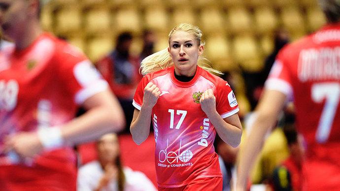 Женская сборная России по гандболу пробилась на чемпионат мира-2021