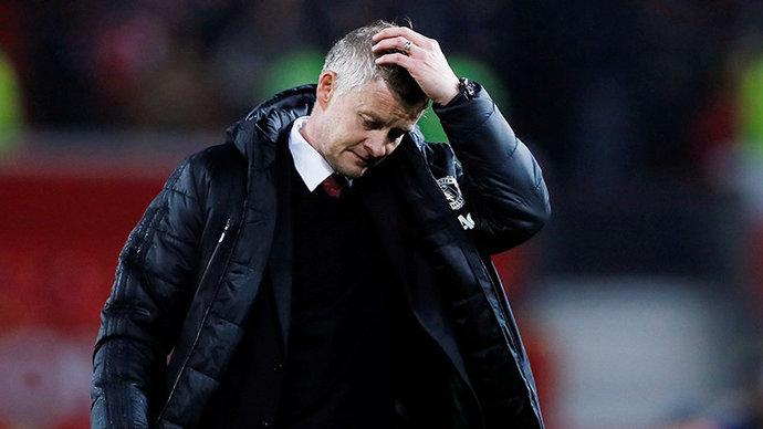 «Манчестер Юнайтед» проиграл «Истанбулу» в Лиге чемпионов
