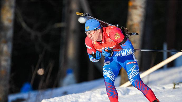 Латыпов выиграл гонку преследования в Ханты-Мансийске, Елисеев — второй