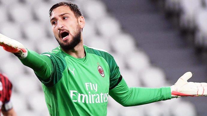 «Наши пути расходятся». Мальдини подтвердил уход Доннаруммы из «Милана»