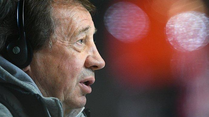 Юрий Семин: «Для меня большая честь работать в «Ростове», это футбольный город»