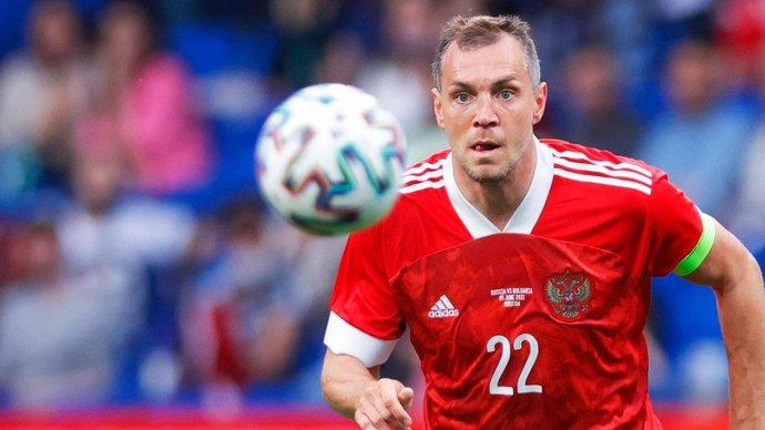 Дзюба сделал 22 результативных действия за последний 21 матч в составе сборной России
