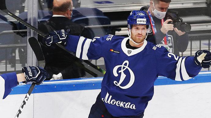 Двукратный чемпион мира Линдберг продлил контракт с московским «Динамо»