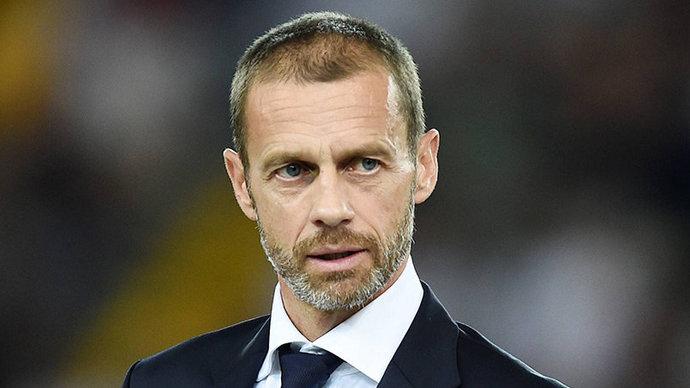 В УЕФА подтвердили намерение не допускать к ЧЕ и ЧМ игроков клубов, участвующих в Суперлиге