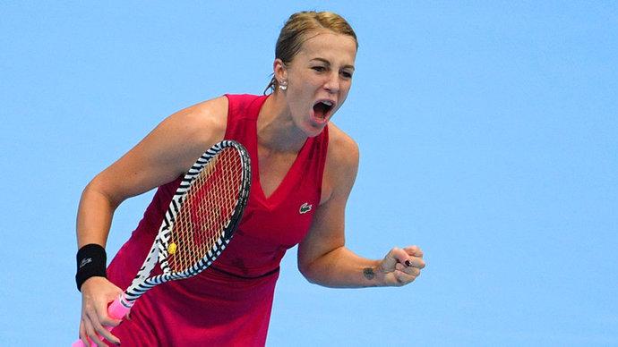 Павлюченкова не пустила четвертую ракетку мира Соболенко в 1/8 финала «Ролан Гаррос»