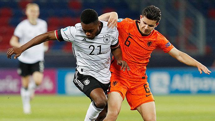 Сборные Германии и Португалии сыграют в финале молодежного ЧЕ
