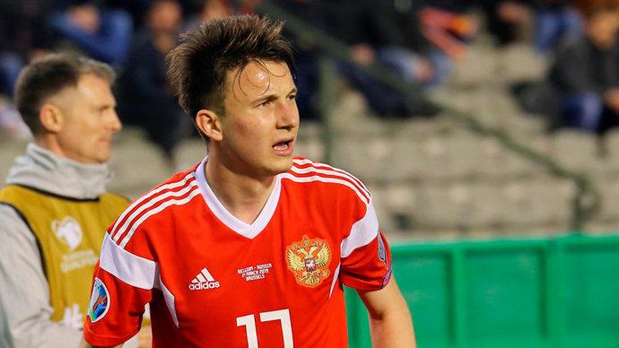 Головин отреагировал на решение «Монако» на отпускать его в сборную России
