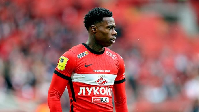 Промес забил первый гол после возвращения в «Спартак»
