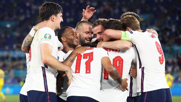 Англия впервые в истории не пропустила в 7 матчах подряд