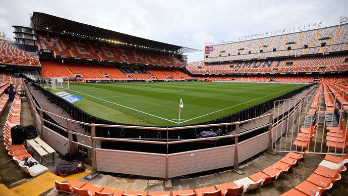 В Испании сняты ограничения на посещаемость матчей