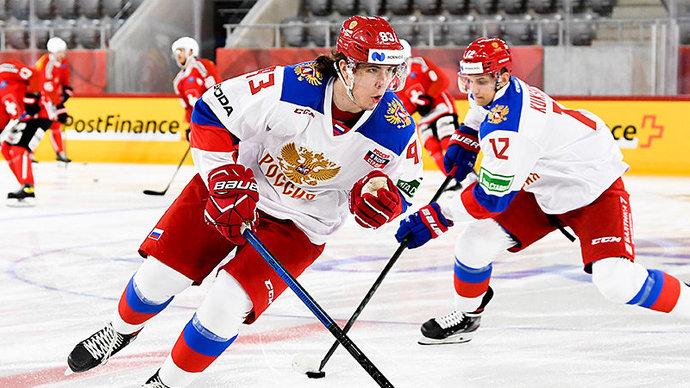 Стал известен предварительный состав сборной России на чемпионат мира