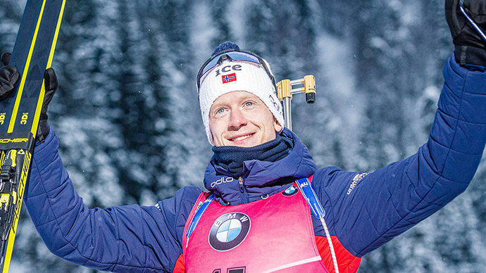 «Клебо на секунду опоздал в попытке занять нужный коридор». Йоханнес Бё — о скандальной развязке лыжного марафона