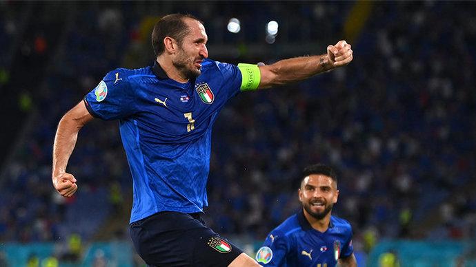 Джорджио Кьеллини: «Несмотря на шок на первых минутах, мы взяли игру под контроль и сохраняли его до самого конца»