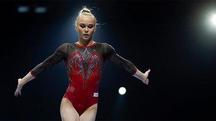 Мельникова – чемпионка Европы в упражнениях на брусьях, Нагорный выиграл четвертую медаль в Базеле