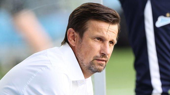 «Зенит» опубликовал заявку на групповой этап Лиги чемпионов
