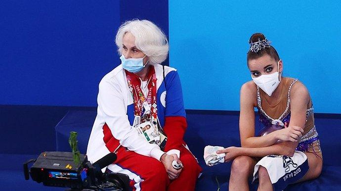 Россия впервые с 1996 года не выиграла золото ОИ в личном многоборье в художественной гимнастике