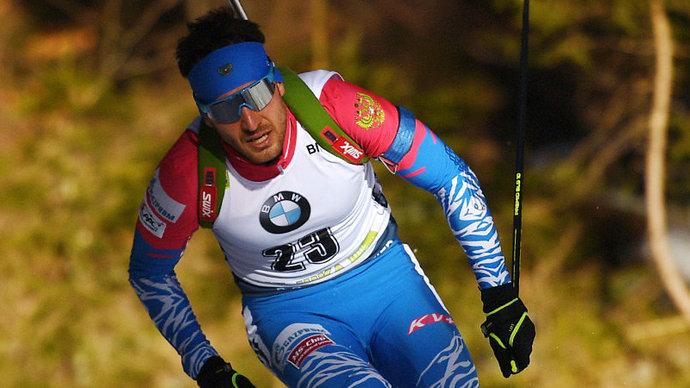 Гараничев выиграл спринтерскую гонку в Ханты-Мансийске