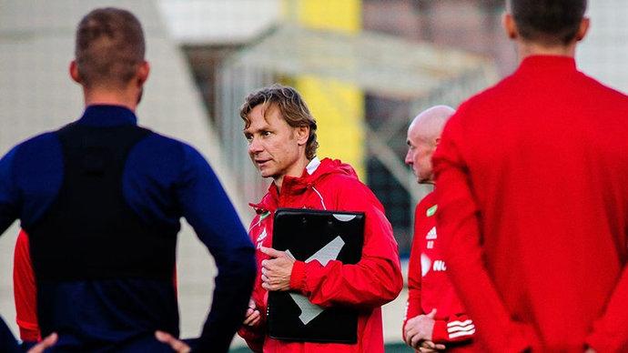 Карпин рассказал, что его больше всего порадовало в сборной России